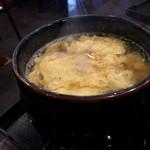 焼肉 まるえん - 玉子スープ