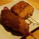壱 - 上:チーズ&下:豚