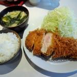 丸山吉平 - ランチロース\1300(17-03)