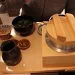 龍神丸 - 料理写真:鯛めし
