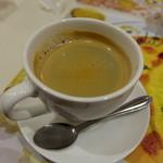 ラ・ムジカ - コーヒー