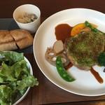 インターセクトバイレクサス - 本日のお肉のご定食