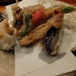 64079543 - 旬の野菜天ぷら