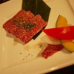 鹿児島黒毛和牛焼肉 Vache - サガリ