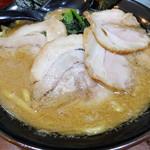 春樹 - 豚骨醤油叉焼