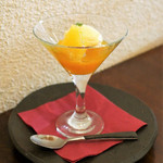 ビストロ オレイユ - 柑橘のグラス仕立て