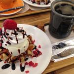 knapsack coffee -