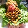 コシニール - 料理写真:「焼きそばパン」(380円)。