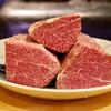 北新地 牛寶 - 料理写真:ヒレの肉塊
