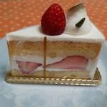パティスリー・ラ・ノブティック - ショートケーキ