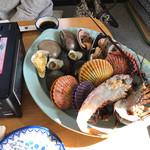 海賊の家 - 料理写真: