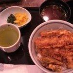 銀座 天一 - 竹天丼