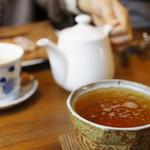 SOBA Café さらざん - りんご酒=シードル