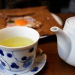 SOBA Café さらざん - ダッタン茶