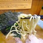 大原家 - 麺アップ
