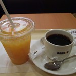ドトールコーヒーショップ - オレンジジュース ~100%ストレート果汁~ ほか