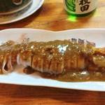 山海川料理 なるせ - ごろイカ美味し