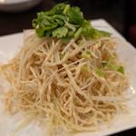 津湘苑 - 2016.6 干し豆腐香菜和え
