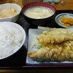 おけいちゃん - あなご定食680円
