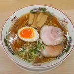 営利庵 - 料理写真:煮干し醤油ラーメン
