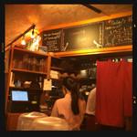 山本のハンバーグ - 店内