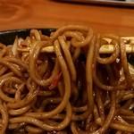 焼きそばと生パスタ ニコル - 麺リフト