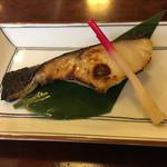 和楽庵 - 銀鱈西京焼き(980円)