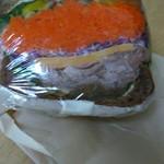 64097274 - ローストビーフサンドイッチ
