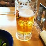 Sagami - 生ビール