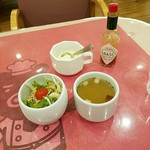 BooBo Cafe - サラダ・プースー