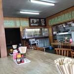 エイコー食堂 - 昭和な店内