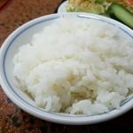 中華丸長 - ライス