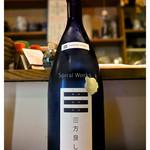 64099351 - 「三方良し 純米吟醸 DNA-1」(2014.04)