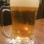 ストーンバーグ ザ・モール仙台長町店 - 生ビール(480円)