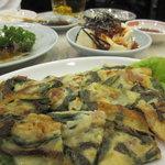 焼肉レストラン金剛山 - チジミ