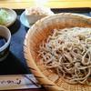 田舎蕎麦 里山 - 料理写真:もり蕎麦(大)