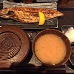 64102349 - 鯖塩焼き定食