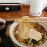 庄屋うどん - 麺