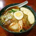 加乃季節料理 - 盛岡冷麺 ¥800