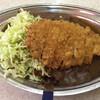 カレーのチャンピオン - 料理写真:Lカツカレー