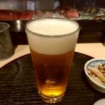Sushizammai - 【2017.3.18(土)】生ビール450円