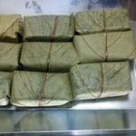 かやの木 - 柿の葉寿司 9個入り