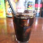 アジアンビストロダイ - アイスコーヒー