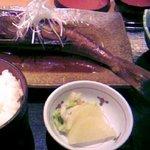 日本海庄や アスティ岐阜店 - お魚定食