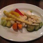 6411667 - 自家製野菜のピクルス