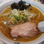 らぁ麺 波 - 味噌らぁ麺