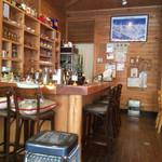 喫茶 タンネの森 - 店内