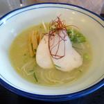 フーミン - 「鶏白湯らーめん(大盛)」