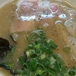 麺や 一想 - 鶏白湯醤油♪