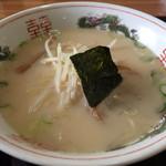 台湾料理福満楼 - 豚骨ラーメン